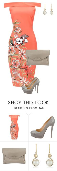 """Untitled #758"" by angela-vitello on Polyvore featuring Christian Louboutin and Effy Jewelry"