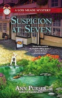 SUSPICION AT SEVEN by Ann Purser