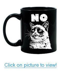 Grumpy Cat No Mug Home #Office #Coffee #Mugs #Travel #Mugs