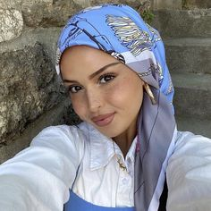Modest Outfits, Modest Fashion, Hijab Fashion, Casual Outfits, Women's Fashion, Fashion Outfits, Hijab Styles, Hair Styles, Best Friend Couples