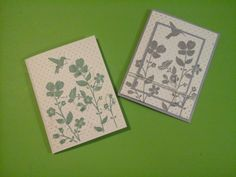Wildflower Meadow Notecards