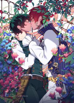 Prince and Deku