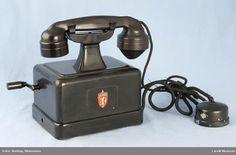 DigitaltMuseum - Telefon Telephone, Phone, Phones