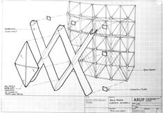 """arquigraph: """" Sketching in the Digital Age: More Relevant than Ever? Interesting interview by Arup Connect ( the online magazine of Arup in the Americas ) with Matt Williams ( an associate principal. Architecture Panel, Architecture Drawings, Concept Architecture, Architecture Details, Foster Architecture, Classical Architecture, Facade Engineering, Parametric Design, Detailed Drawings"""