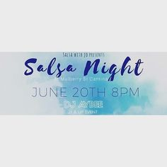 @salsawithjo will be at @mulberrystreetcantina tonight!  Mi gente!  Come out and join us 6/20 at 8pm and dance the night away!  DJ AYBEE will be providing the hottest tunes!  Admission Fee $5 (pre-sale) http://ift.tt/2tKZklA $7 at the door on the day of the event  21 & up event!  Salsa  Bachata Merengue  & More #salsawithjo #dentoning #dentonslacker #salsadancing #bachatadancing