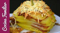 Milhojas de patatas con beicon | Javier Romero