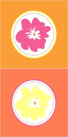 Aloha Summer Banner by anna and blue paperie | Scribd