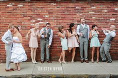 Nicky and Sean – Married – Ceremony and Reception at Riverview Park in Pittsburgh | Kristen Wynn Photography