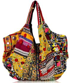 Shop for Simone Camille Carryall embellished cotton shoulder bag at ShopStyle. Hippie Bags, Boho Bags, Look Boho, Bohemian Style, Bohemian Bag, Deco Bobo Chic, Tote Purse, Tote Handbags, My Bags