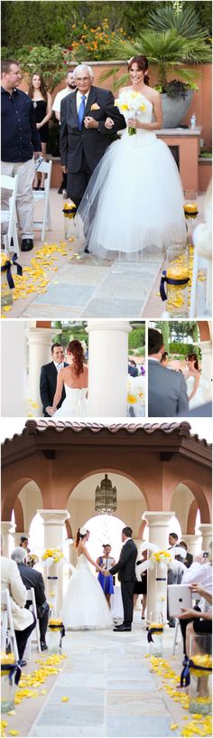 Little Vegas Wedding | An Outdoor Theatre Inspired Wedding at Westin Lake Las Vegas | http://www.littlevegaswedding.com