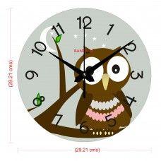 Designer Wall Clocks random cutie analog wall clock - buy online designer random cutie