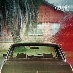 Arcade Fire- this is the album I would take to a deserted island if I had to choose just one....no contest.
