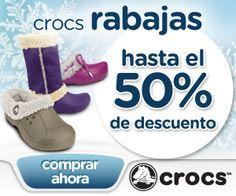 TIENDA CROCS - OFERTAS PRECIOS CATALOGO