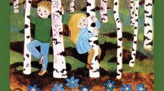 Måns och Mari från vår till vinter: Om våren, del 2
