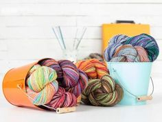 Featuring a unique blend of wool, silk and mohair, Cascade?s Casablanca yarn is ideal for your next creative adventure! These 220 yard, self-striping skeins comes in a range of stunning hues, from ...
