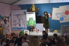 2/06/16 Actividades de ADESLAS en el Pabellón Infantil FLM 16. Foto © Jorge Aparicio/ FLM16