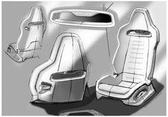 car interior seat concept - Google Search