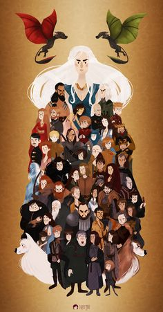 Game of Thrones by Gna-in-your-butt.deviantart.com on @deviantART
