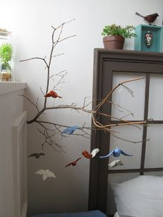 Wow I love this! It brings nature inside and it makes it cheap as well!