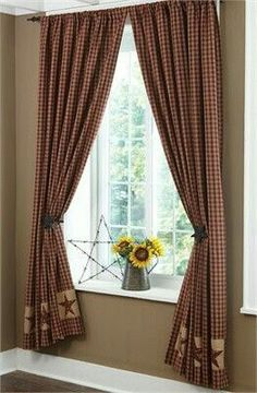 Whether You Want To Use A SINGLE PANEL Draped Over The Window And Pulled Back Or TWO PANELS With Tie Backs High Quality Nicely Lined They Have