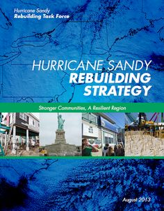 Federal Hurricane Sandy Rebuilding Plan Can Better Prepare Us for Future Storms