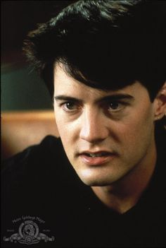 "Kyle MacLachlan in ""Blue Velvet"" (1986). DIRECTOR: David Lynch."