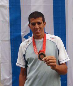 Shahar Zubari won bronze medal in the 2008 Beijing Summer Olympics. Zubari is the nephew of wrestler Gad Tsobari, one of themore. Rio Olympics 2016, Summer Olympics, Israel News, Sports Figures, Windsurfing, Rio 2016, Olympians, Olympic Games, Triathlon