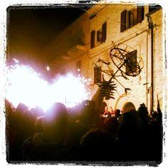 Cavallo di fuoco 2013, Ripatransone