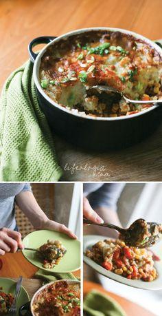 Lentil Shepherds Pie
