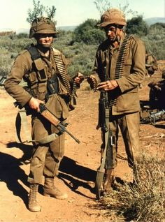 SADF (South African Defence Force) Military History, Military Photos, Military Archives, Airborne Army, Union Of South Africa, South African Air Force, Army Day, British Armed Forces, Brothers In Arms