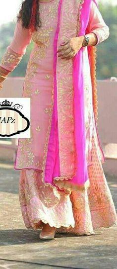 can find Designer punjabi suits and more on our website. Latest Punjabi Suits, Punjabi Suits Party Wear, Punjabi Salwar Suits, Punjabi Dress, Salwar Kameez, Sharara, Punjabi Wedding Suit, Lehenga Wedding, Patiala Suit