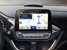 Modern Science: 8-inch screen in your dashboard