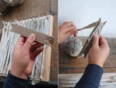 Poppytalk: DIY With Bookhou: Woven Trivet
