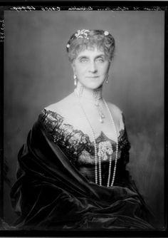 Johanna von Klinkosch (1846-1920), seconde épouse du prince Aloys de Liechtenstein (1849-1925)