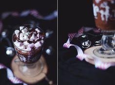 rum i goraca czekolada