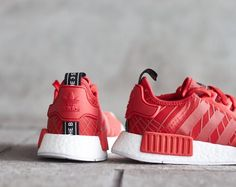 For Sale:   Red Adidas Originals NMD Runner Trainers available here at Galaxy Sports for £99.95   UK Sizes 4, 4.5, 5, 5.5, 6, 6.5 available RRP £129.95 100% Authentic Worldwide Shipping Free Returns  Photo Credits: upmulverston