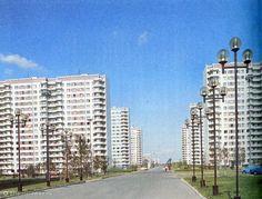 Олимпийская деревня, Москва (1980е) / мастерская № 15 Моспроекта-1