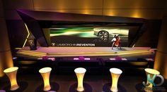 Lamborghini Showroom Launch - Dubai by Jamil Khalili at Coroflot.com