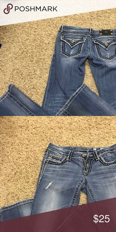 Miss Me Jeans Very good used condition. Smoke free home Jeans Boot Cut