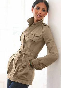 Рубашки, жакеты и пиджаки в стиле Сафари