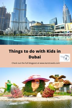 Here are the top things to do with kids in Dubai. There's so much to see and do in Dubai for families. Get the complete list. Dubai Travel, Asia Travel, Travel With Kids, Family Travel, Travel Info, Travel Ideas, Travel Tips, Dubai Safari, Dubai Attractions