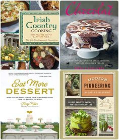 for the cookbook collection...