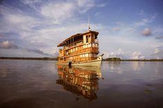 Delfin II Amazon Riverboat | Delfin Riverboat Photo Gallery