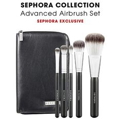 Sephora brushes new in bag Bought but never used Sephora Makeup Brushes & Tools