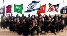 Des Preuves Incontestables prouvant que Daech est un groupe Américano-Sioniste