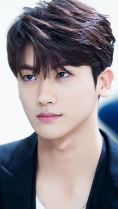 angular fringe korean Angular Fringe KoreanYou can find Korean actors and more on our website Elisabeth Musical, Park Hyungsik Cute, Park Hyungsik Abs, Korean Boy Hairstyle, Lee Min Ho Hairstyle, Korean Haircut, Angular Fringe, Ahn Min Hyuk, F4 Boys Over Flowers