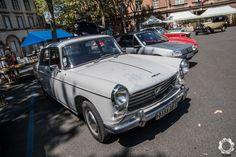 Peugeot 404 au Rétromobile Gaillacois - News d'Anciennes