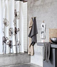 duschvorhang mit fotodruck einrichtung. Black Bedroom Furniture Sets. Home Design Ideas