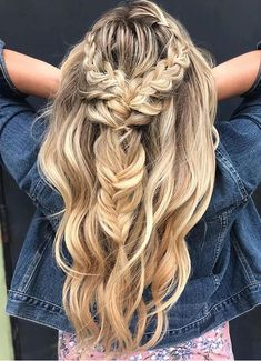 Browse here for best long ombre haircut styles to make you look gorgeous and cute in 2017 2018.