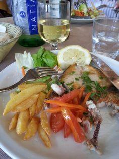 Turistimenu tällä kertaa- Capri